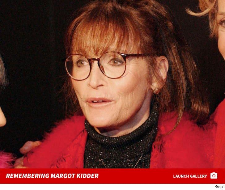 Margot Kidder commits suicide