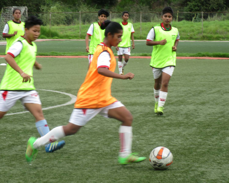 Bangladesh face Nepal in SAFF U-15 Women's Championship today