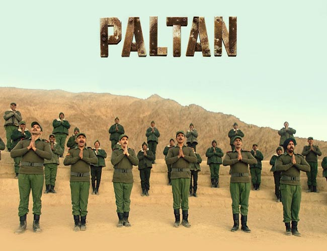 Paltan title track celebrates brotherhood