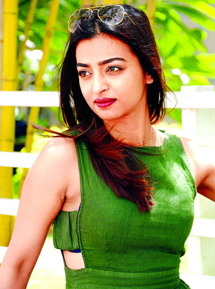 It's a busy homecoming for Radhika Apte this time