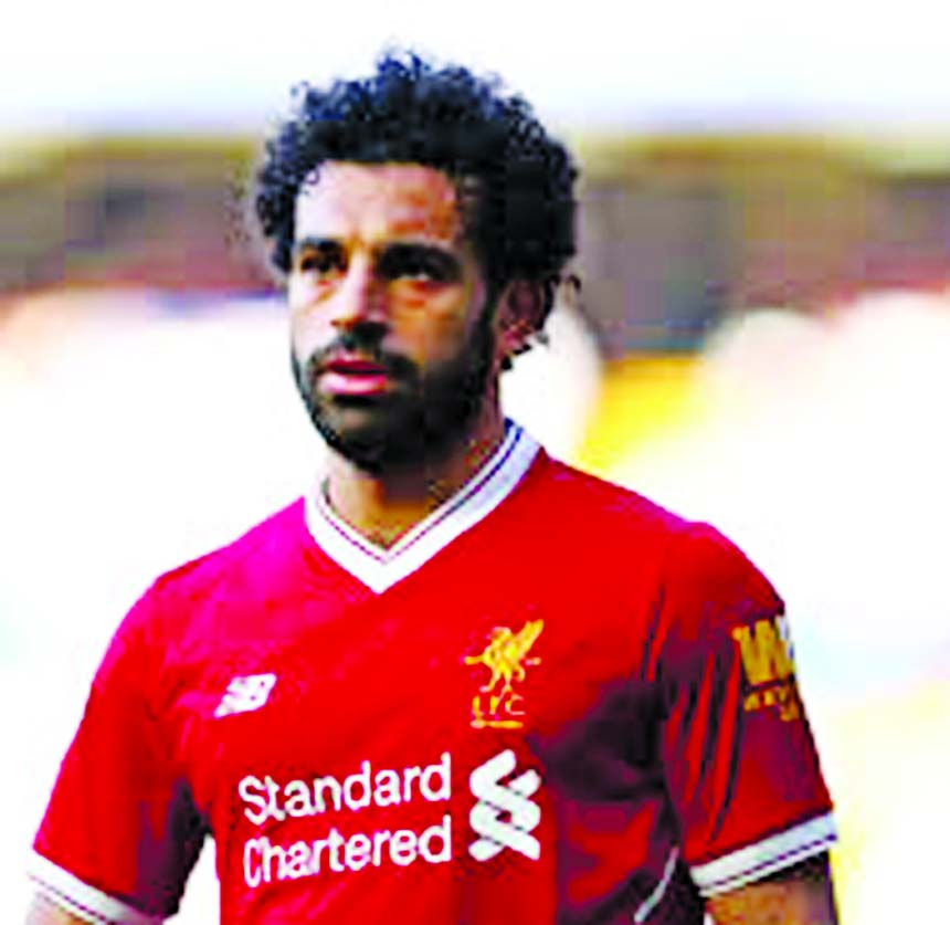 Salah reported over allegedly using mobile while driving