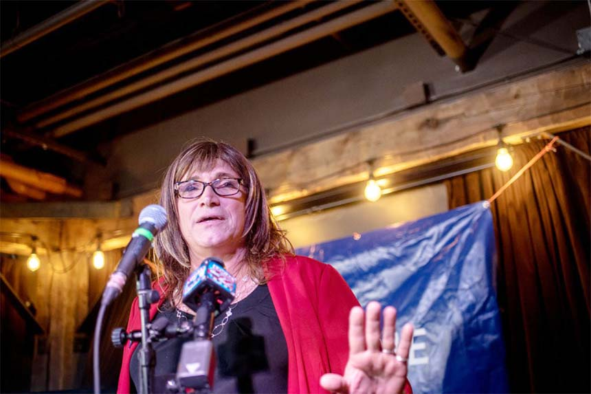 Vermont nominates 1st US transgender candidate for governor