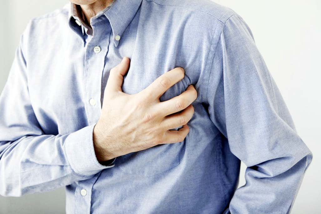Salt consumption and the risk of heart attack