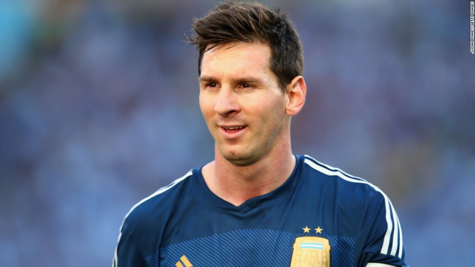 Messi to skip Argentina friendlies