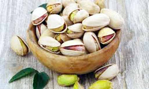 Keep your heart healthy with 'Pistachios'