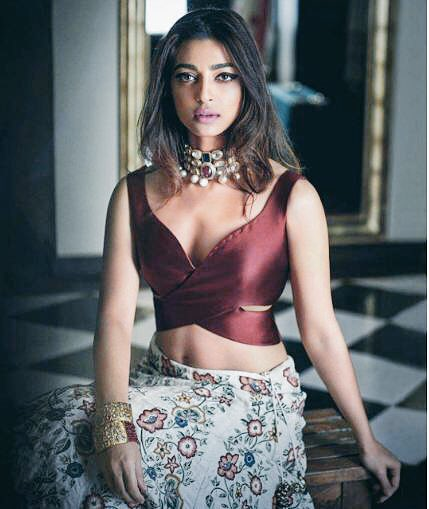 Radhika Apte gears up for her upcoming project in Mumbai