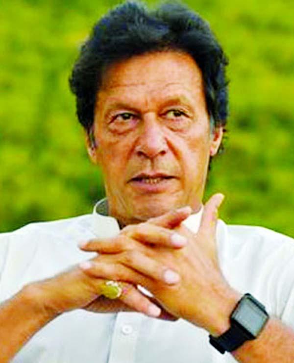 Imran Khan elected Pak PM