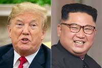 North  Korea urges Trump to be 'bold' on denuclearisation