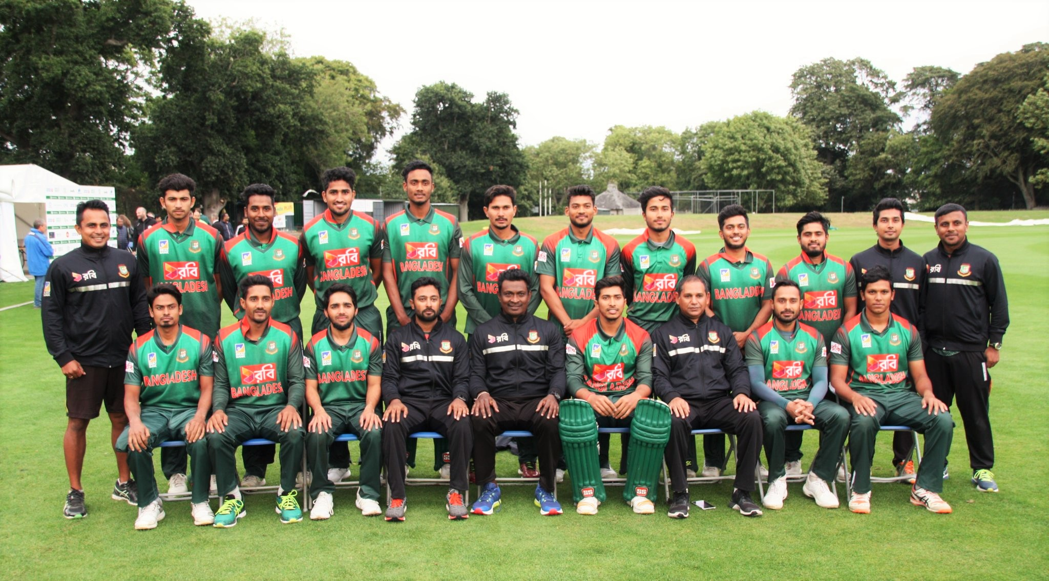 Bangladesh A win unofficial T20 series
