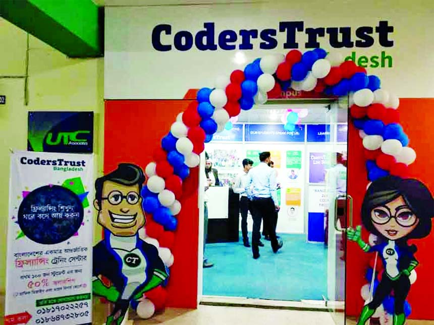 CodersTrust-BD opens 2nd unit