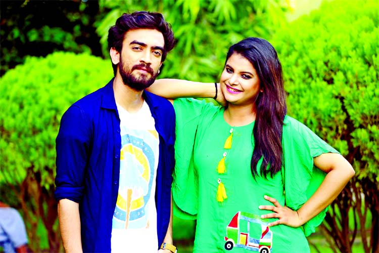 Shabnam Faria, Tanveer pair up for Eid telefilm