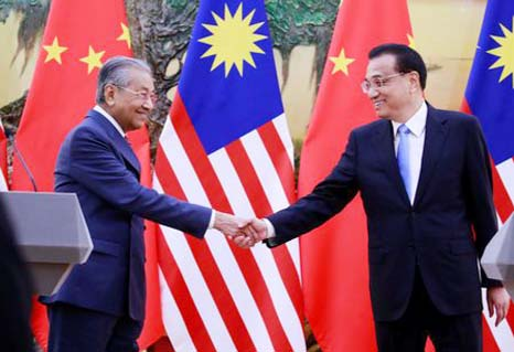 Malaysia hopes China will sympathize with Malaysia's problems