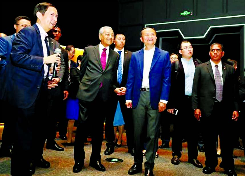 Mahathir heading to China with mega-projects in focus