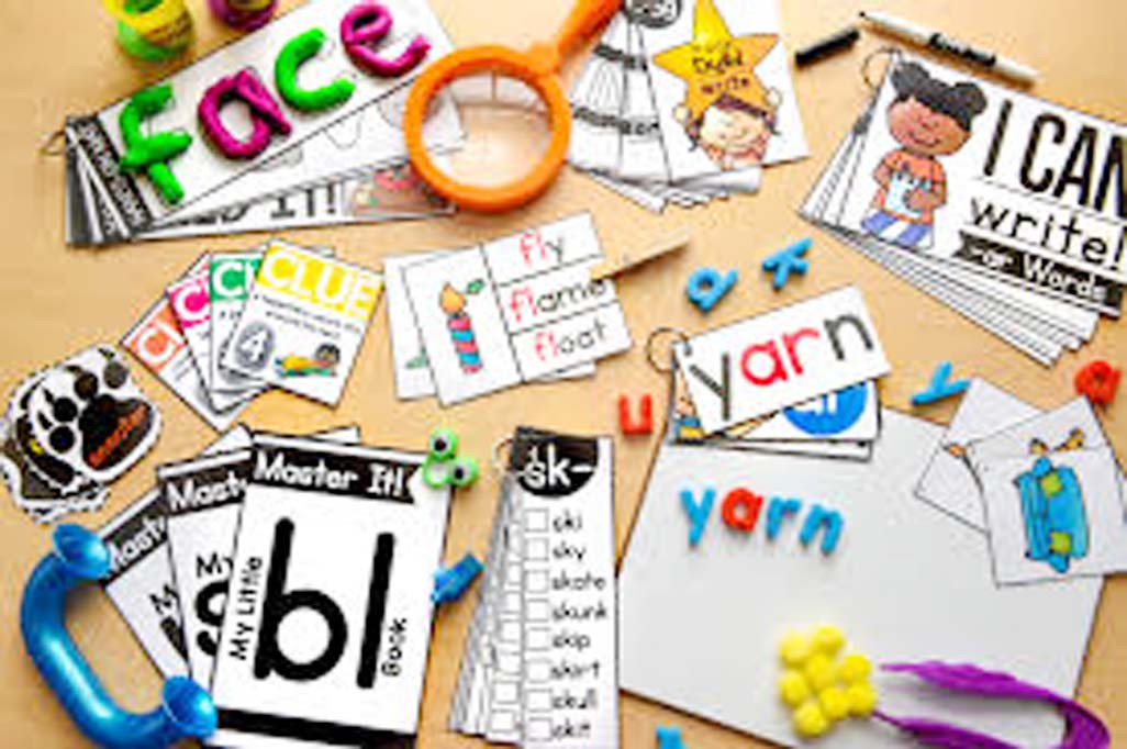 Parent's guide to phonics