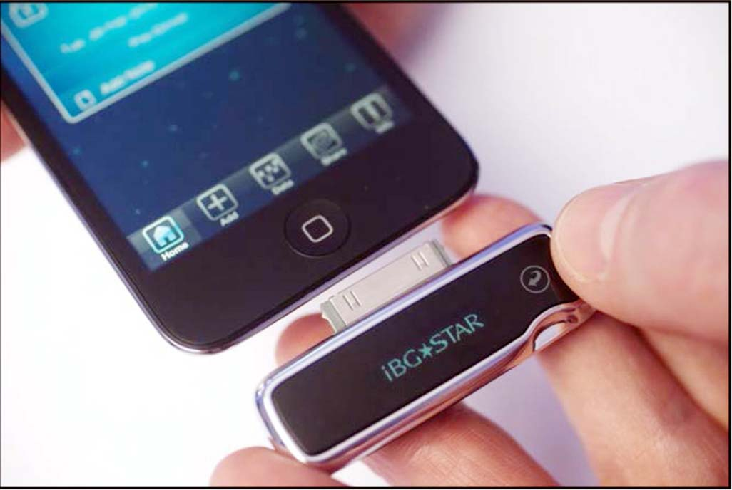 Smartphone-enabled monitoring system in treatment