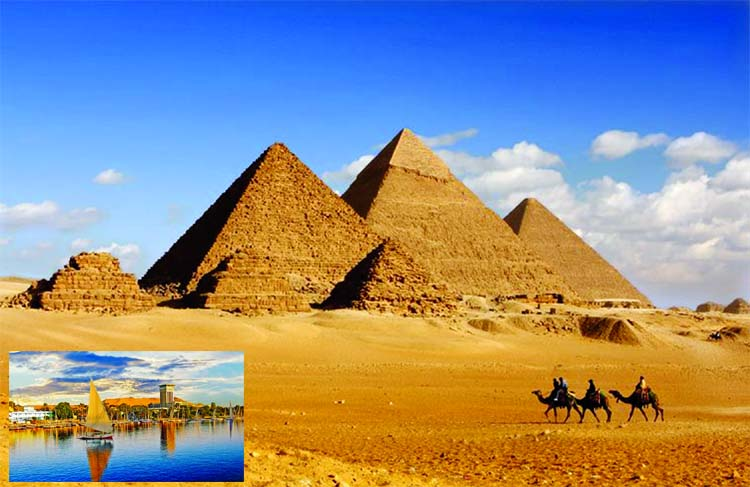 Egypt has emerged as one of the fastest growing tourist destinations for the travellers. The Arabian country is great a choice if one wants to visit historical places yet spend some time by the beach