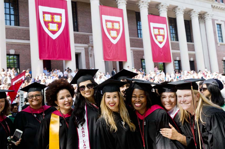 Harvard University Day : Learn to change the world