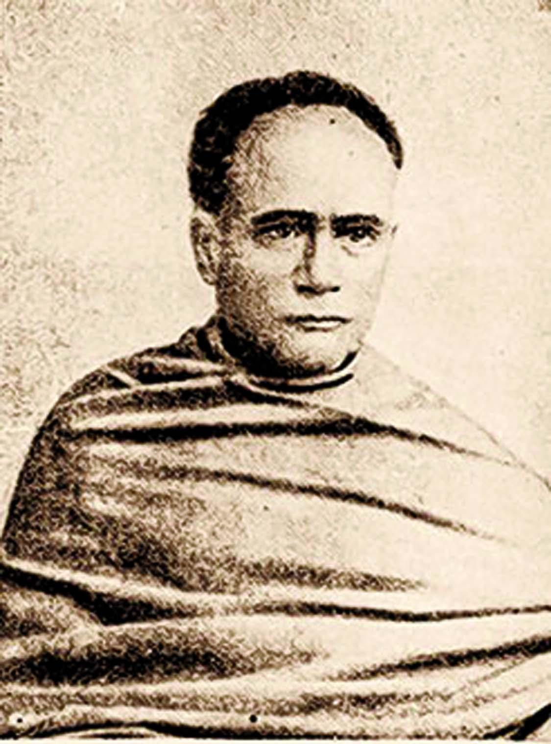 Reformer, writer Ishwar Chandra Vidyasagar