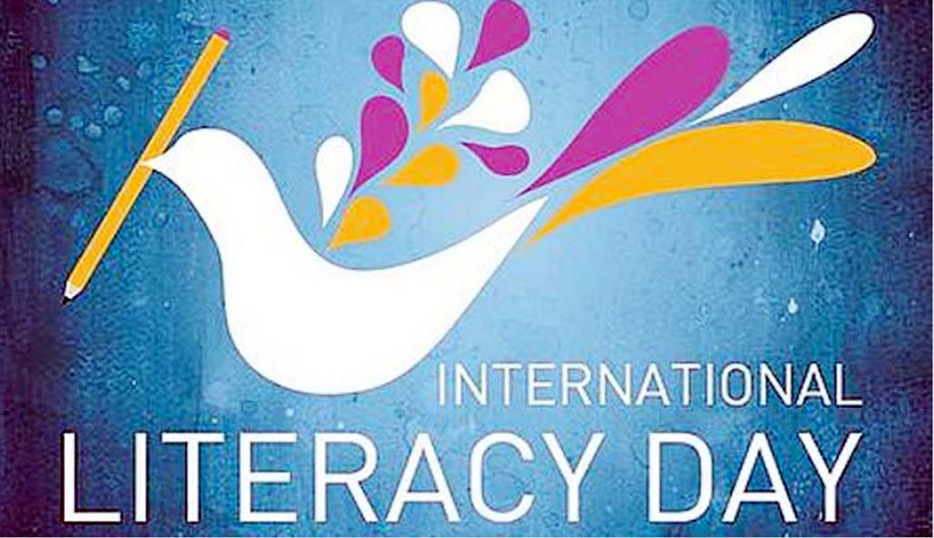 Int'l Literacy Day 2018