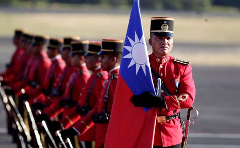 China tells Taiwan to halt all mainland spying, sabotage activities