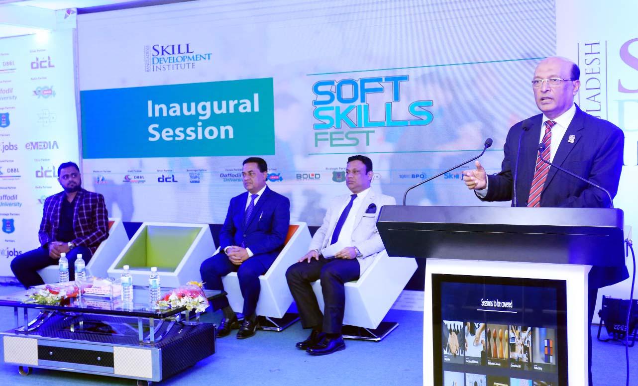 'Soft Skill Fest' at DIU