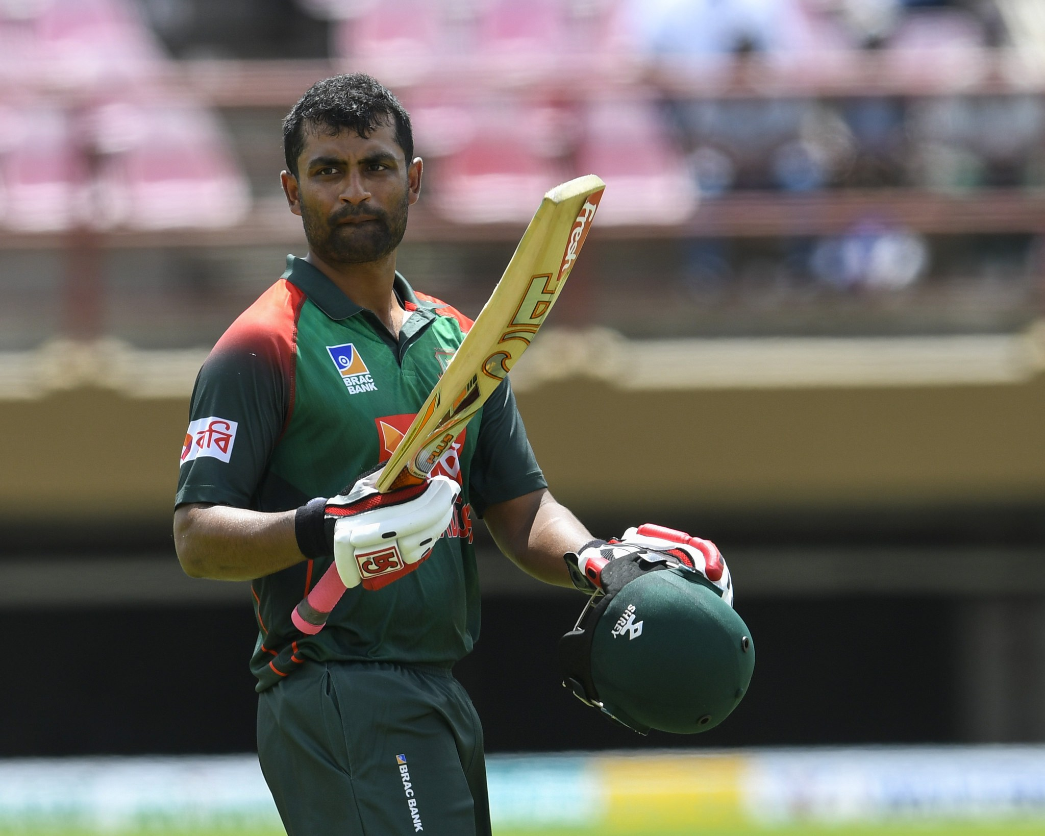 I wanted to do something for the nation - Tamim