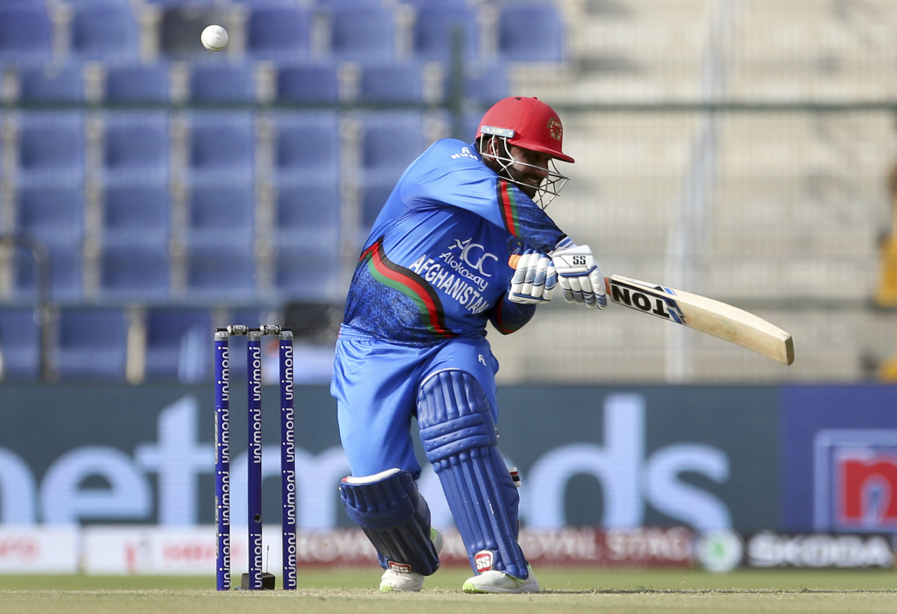 Afghanistan knock Sri Lanka out of Asia Cup