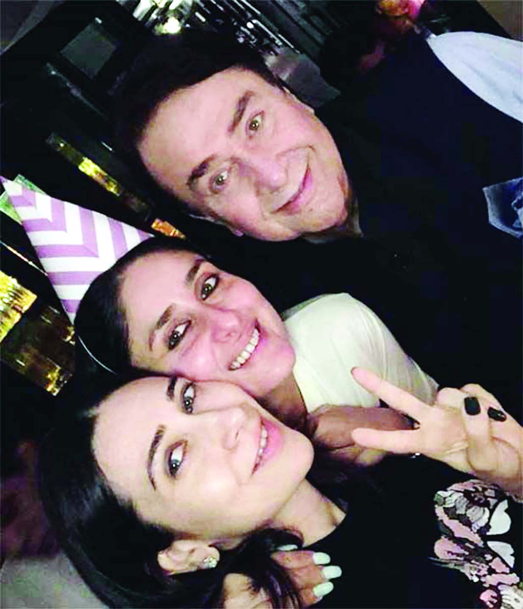Kareena Kapoor Khan's 38th birthday celebrations