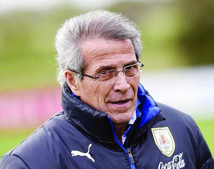 Tabarez renews with Uruguay until Qatar World Cup