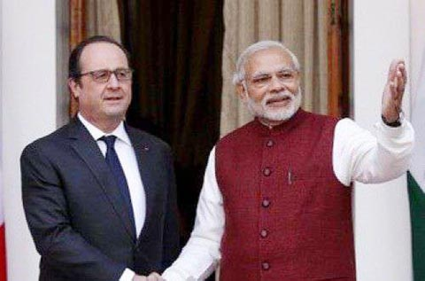 Modi faces calls for resignation over French jet deal