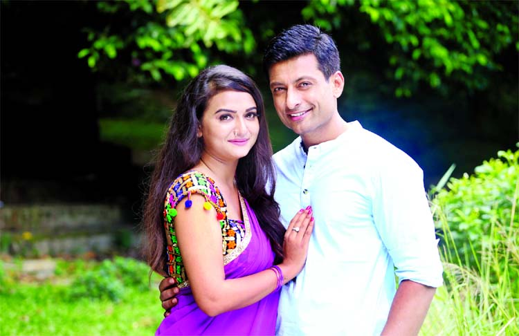 Nazira Mou to debut in film with Indraneil