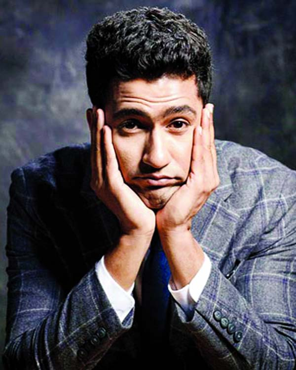 Vicky Kaushal shares throwback picture from his audition days
