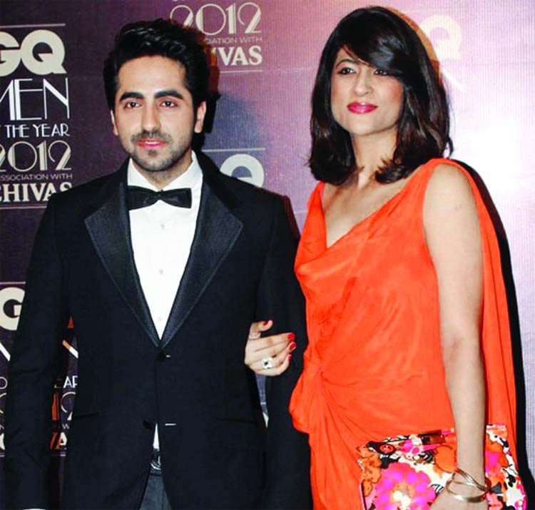 Ayushmann Khurrana's wife Tahira detected with breast cancer