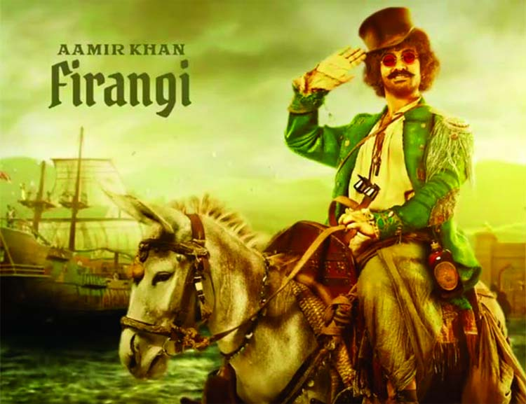 Thugs of Hindostan: Meet Firangi - A Quirky Good-natured Thug!