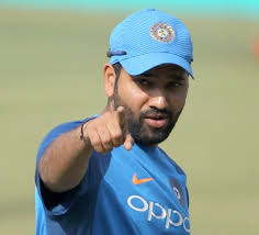 Rohit credits Indian bowlers