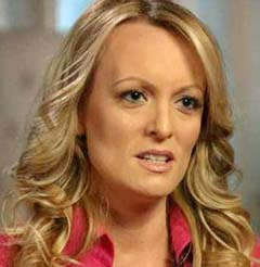 US Judge may dismiss Stormy Daniels lawsuit against Trump