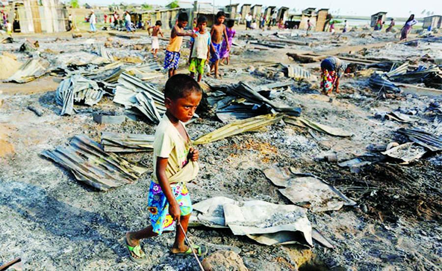US accuses Myanmar military of 'planned atrocities