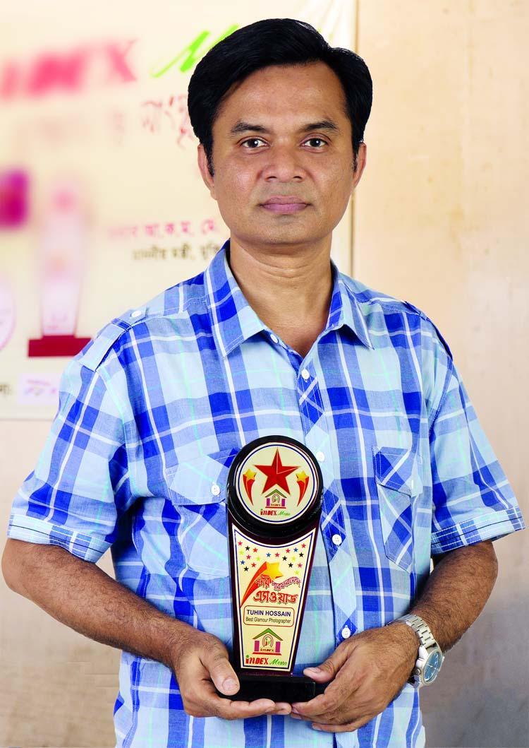 Tuhin Hossain gets two awards