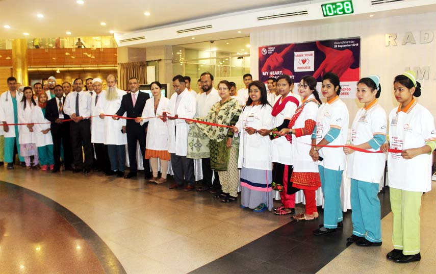 United Hospital observes World Heart Day