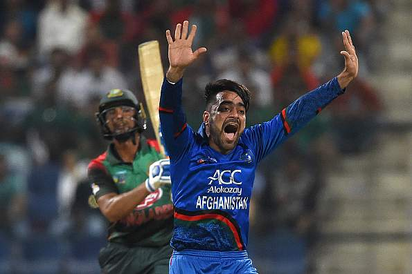 Rashid becomes top-ranked ODI all-rounder, according to ICC