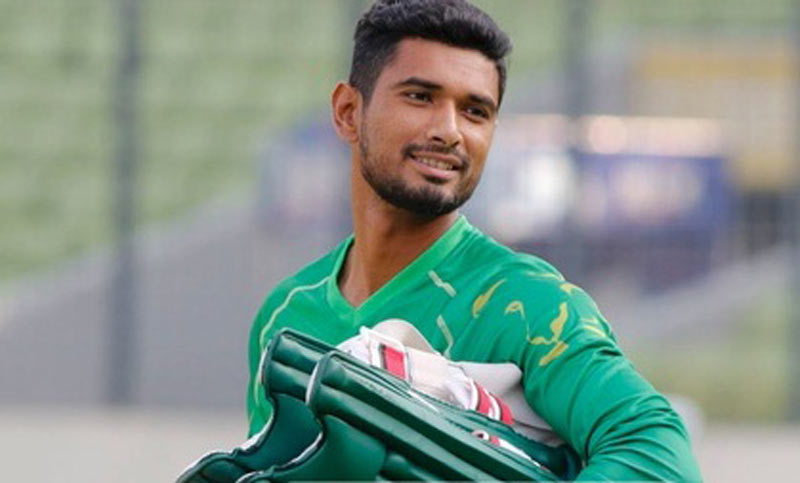 I'm ready to take the challenge of captaincy: Mahmudullah