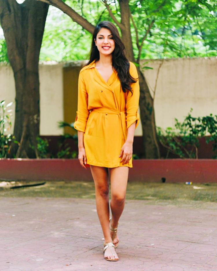 Rhea Chakrabarty misses her Jalebi shooting days