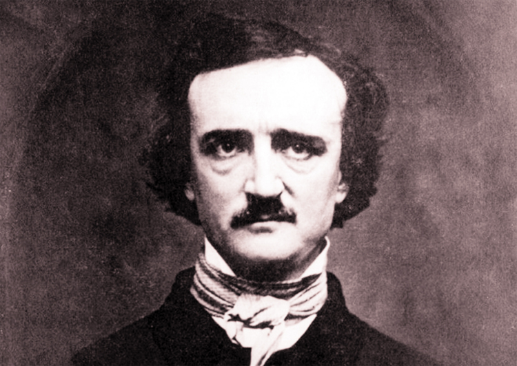 Poet Edgar Allan Poe: A major figure in world literature