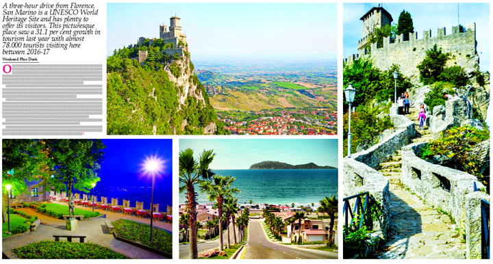 San Marino: A fastest- growing tourist destination