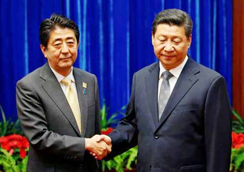 Japan pursues China thaw as US-Beijing ties in deep freeze