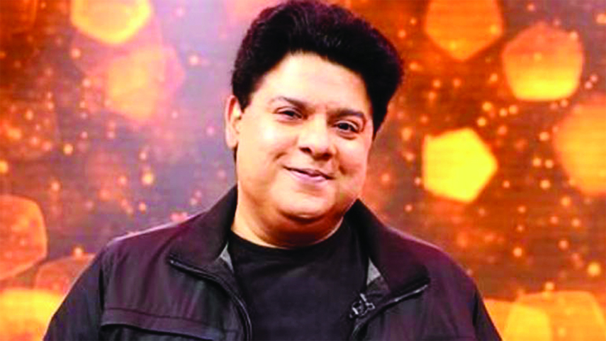 Sajid Khan steps away from 'Housefull 4'