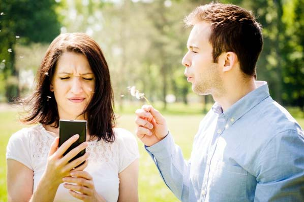 Are screens endangering your love life?