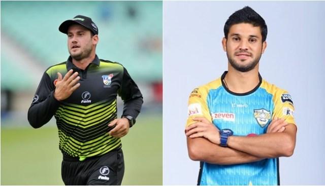 Rajshahi Kings sign Jonker and Qais