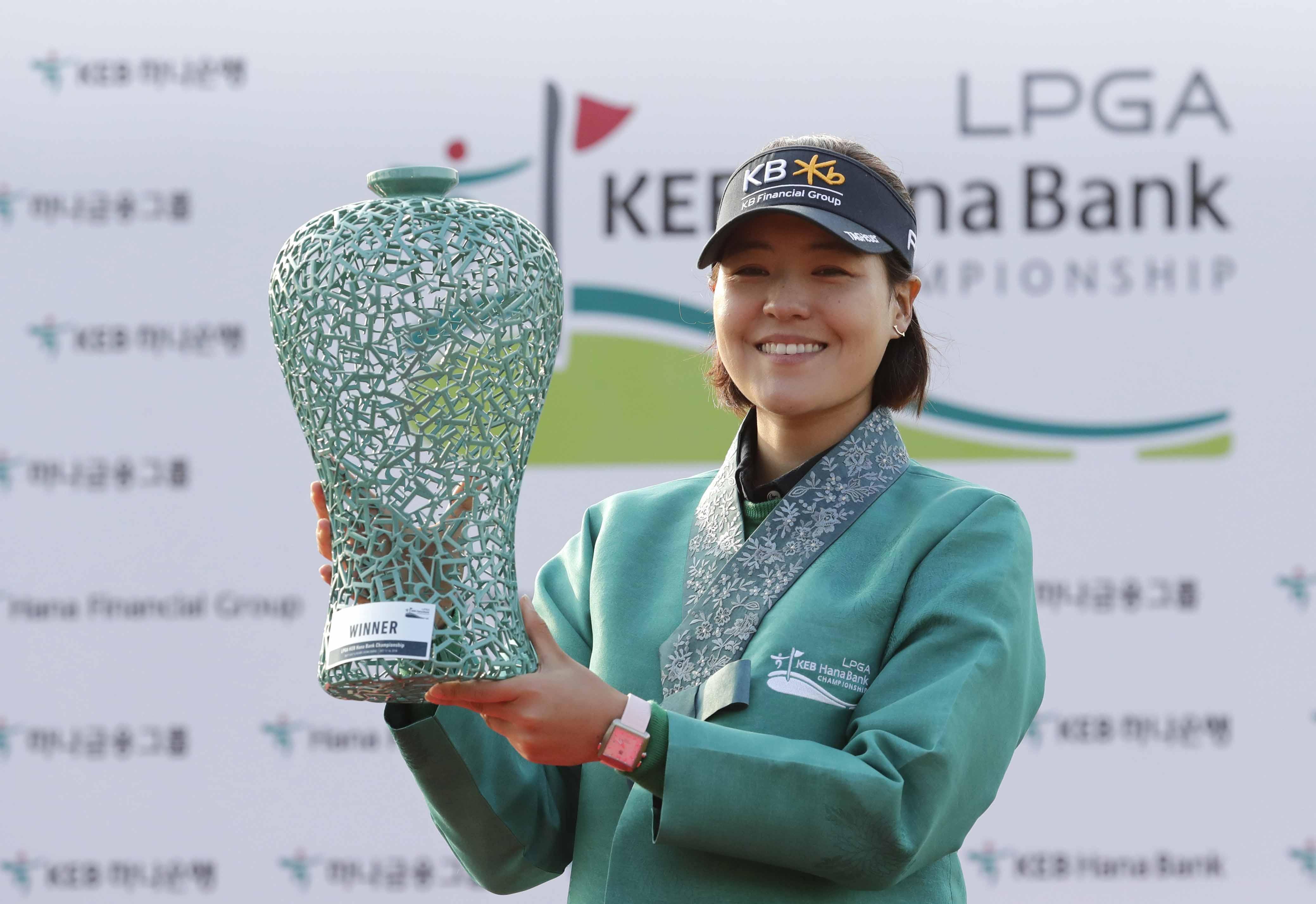 In Gee Chun wins first LPGA title in two years