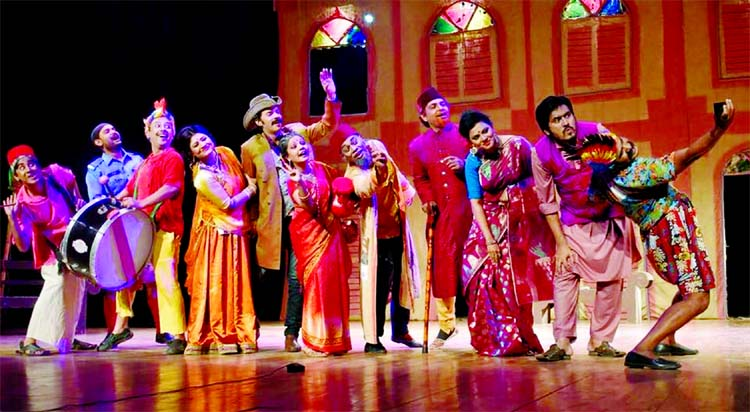 Loko Natyadal's Konjush to be staged in Canada
